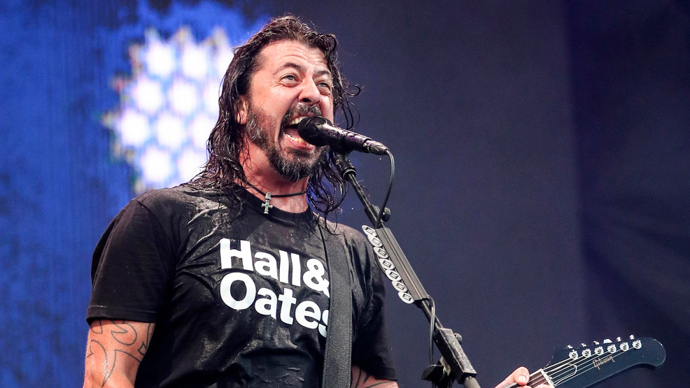 For Dave Grohl, what drives musicians is more than van
