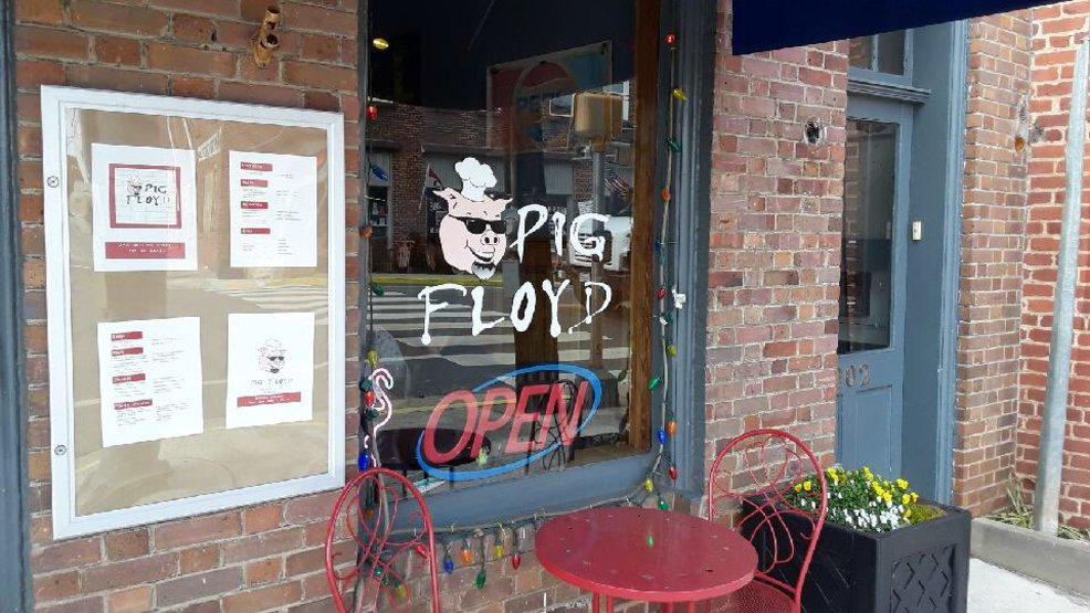 Pig Floyd New Restaurant Comes After Two Amherst Co Restaurants