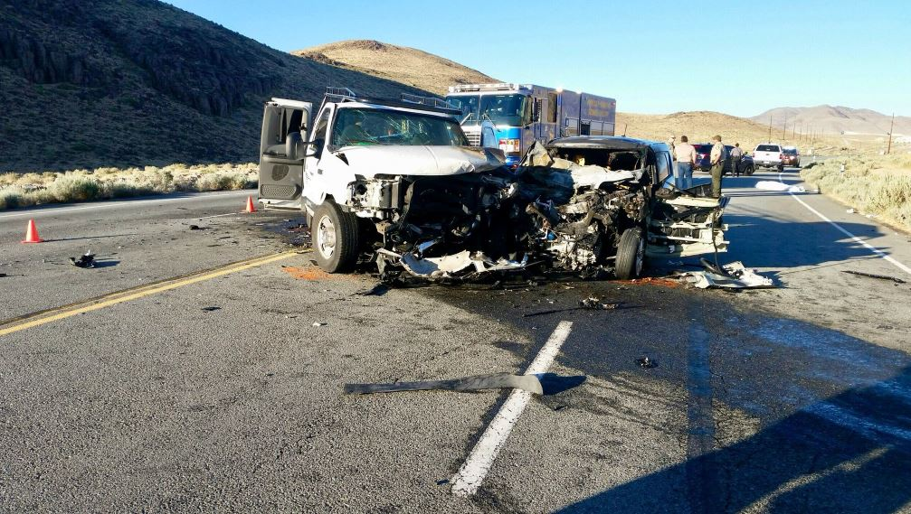 NHP reports fatal crash on Electric Ave east of USA Parkway