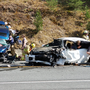Fatal weekend crash on Redwood Highway
