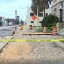 More construction for downtown Florence, splash pad, traffic circle