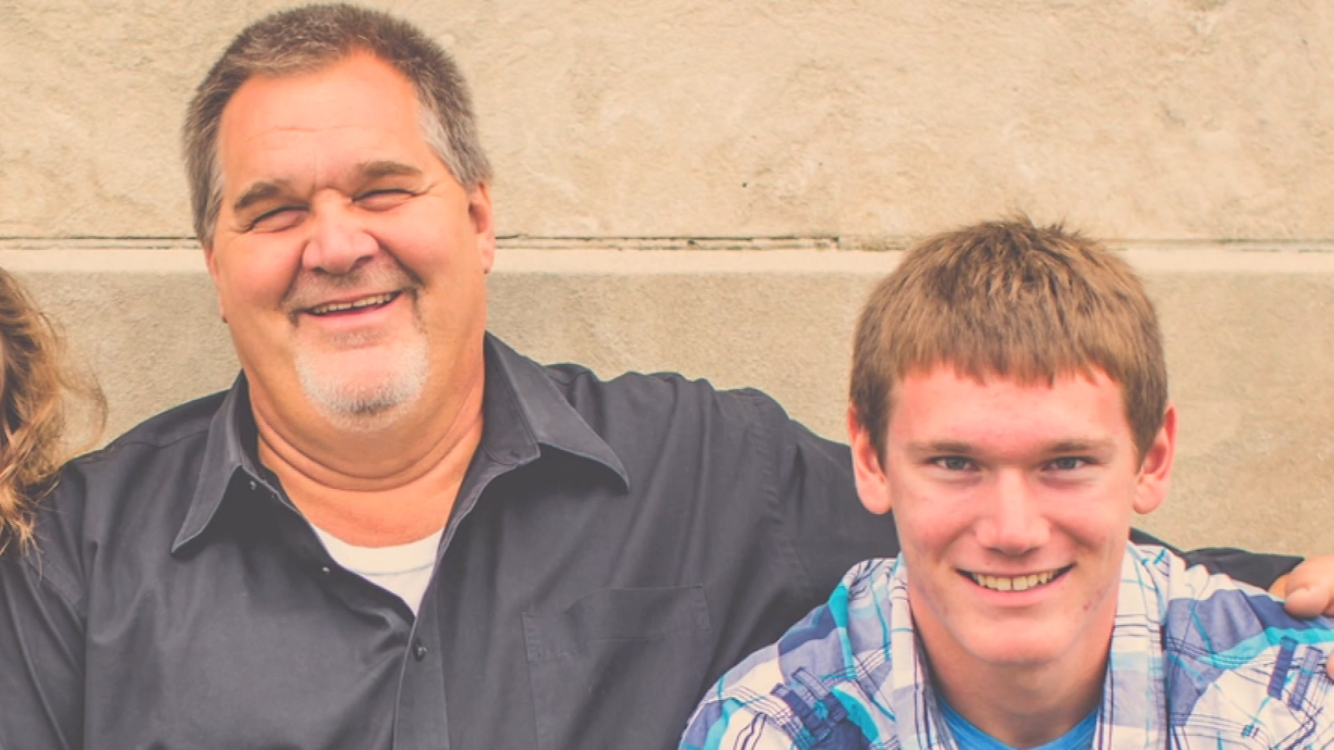 Richard Smith Jr, 53 and Tyler Smith, 17. A father and son survived by wife, mother Laurie Smith and daughter, sister Emily Smith. (FILE)