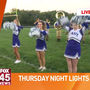 Getting ready for Game 5 of Thursday Night Lights with Miami East High School