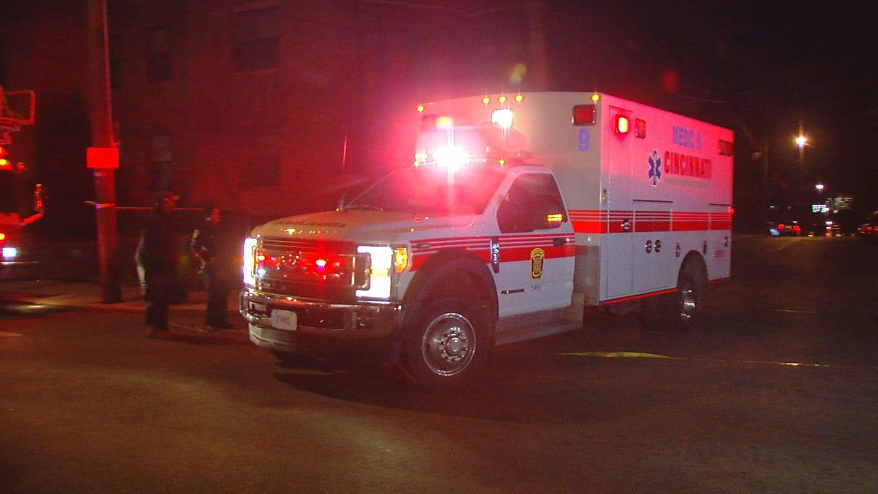 Police said three people were shot in Evanston Monday night. (WKRC)