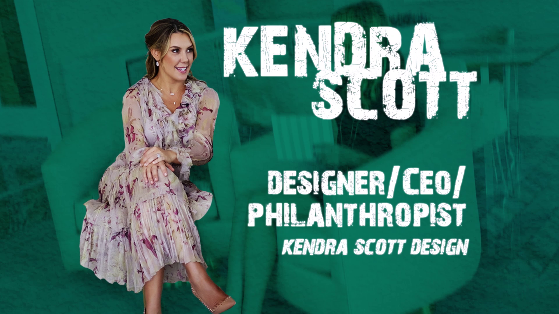 Catching up with Kendra Scott (Photo: Austin After Hours)