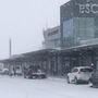 Tri-Cities Airport closing because of Heavy Snowfall