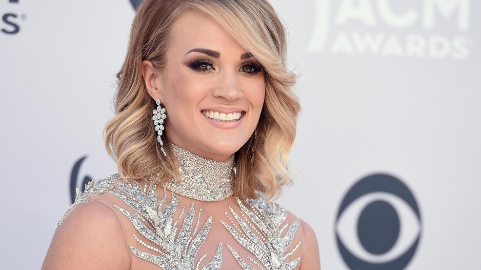 Q&A: Carrie Underwood on holiday album and her little drummer boy   WKRC