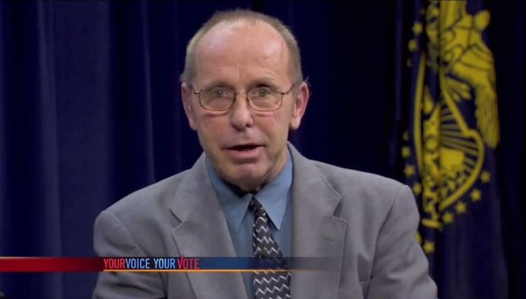 Oregon state Sen. Jeff Kruse, R-Roseburg. (KATU File Photo)<p></p>