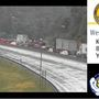 Traffic snarled on West Virginia Turnpike after two crashes