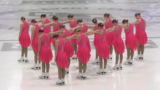 Synchronized skating competition takes over Wings Event Center for weekend
