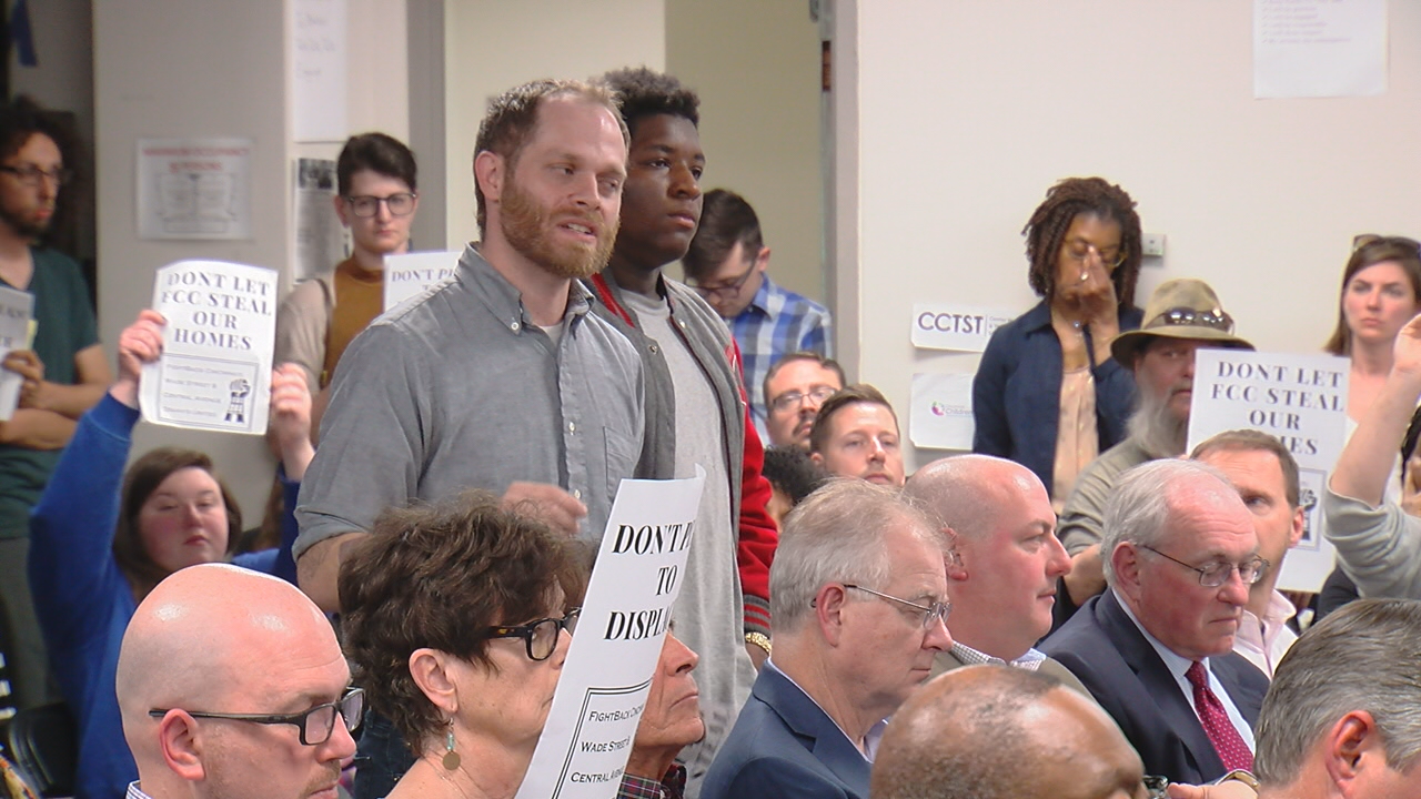 Residents of Wade Street and Central Avenue have sent an open letter to FC Cincinnati leaders demanding a meeting between FCC and the group of residents who are calling themselves FightBack Cincinnati: Wade Street & Central Avenue Tenants United. (WKRC File)