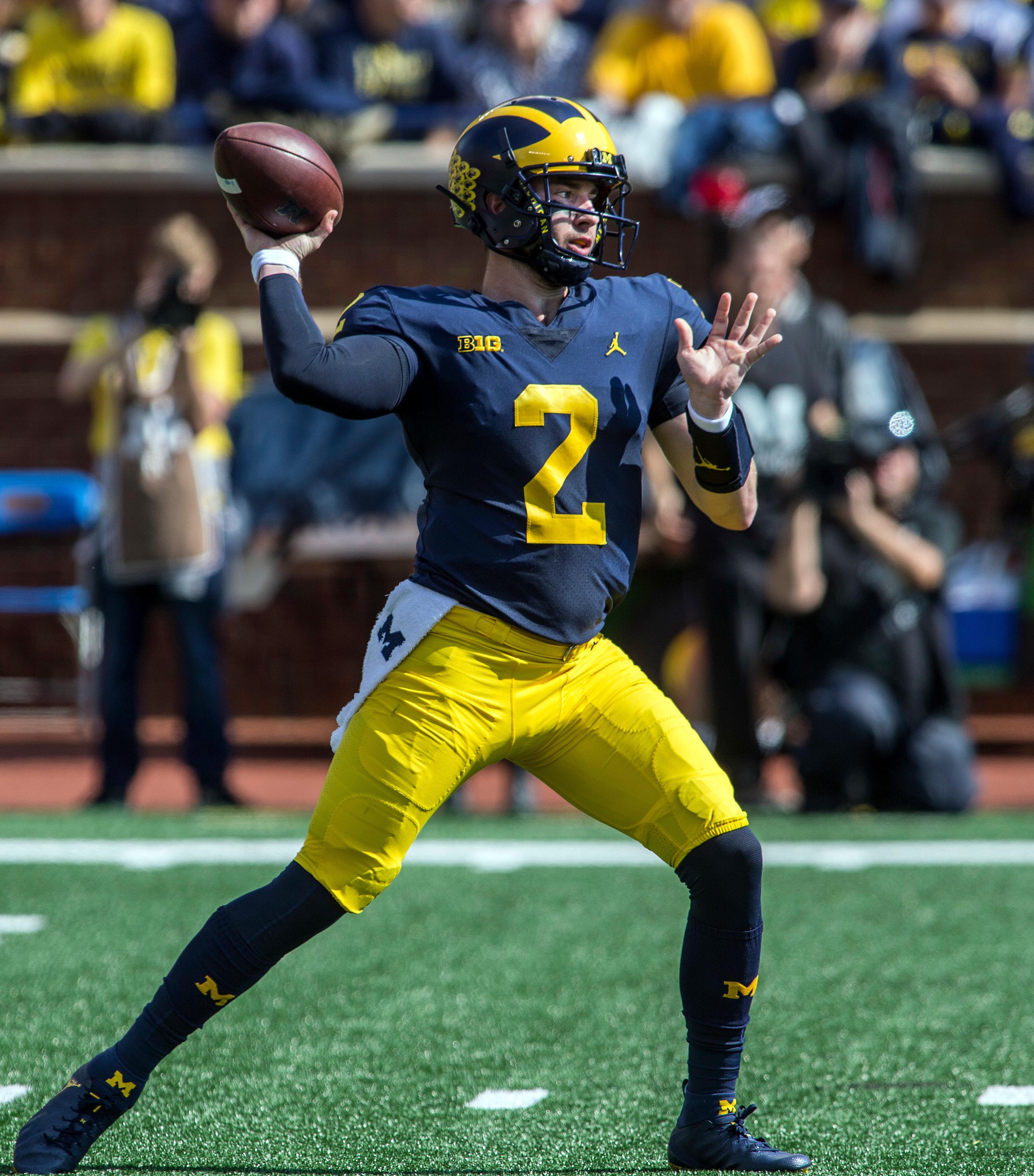 No. 15 Michigan Starts Slow, Rebounds To Beat Maryland 42