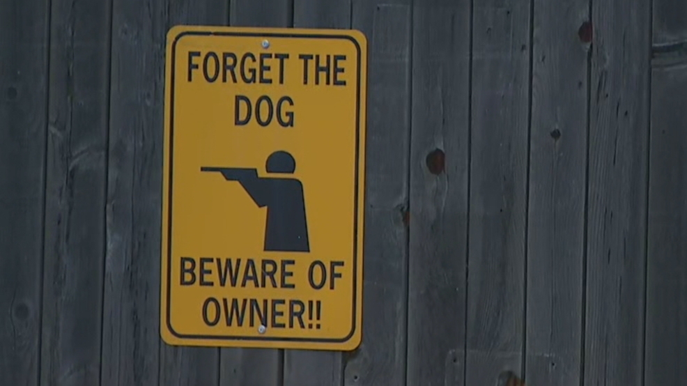 Warning signs didn't deter alleged burglar shot by Seattle homeowner