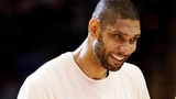 LOOK: Tim Duncan hands out food on San Antonio's West Side