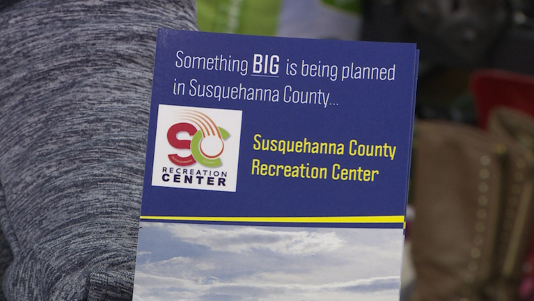 Several parents in Susquehanna County are trying to get a new athletic building opened somewhere near I-81. (WOLF)