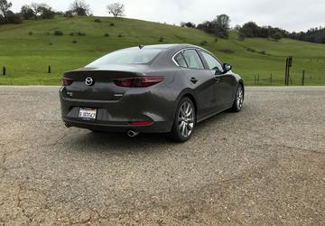 5 things to know about the all-new 2019 Mazda3