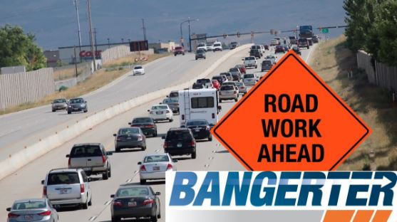 Bangerter Hwy to close for construction this weekend; restrictions for Spanish Fork Canyon (FILE Photo: KUTV)<p></p>