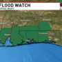 Flash Flood Watch in effect for NW FL