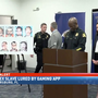 Florida Police arrest six in investigation of teen trafficking from app game