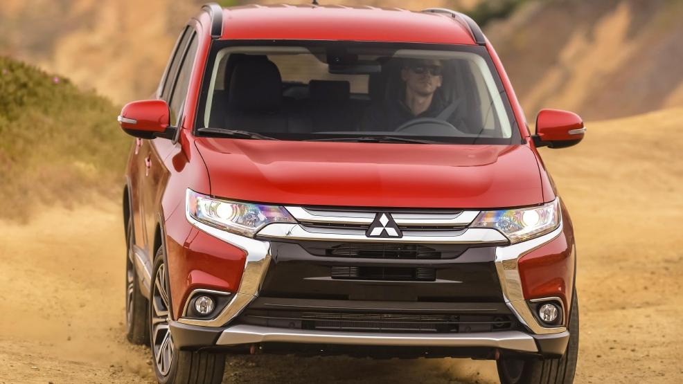 2016 Mitsubishi Outlander, Outlander Sport recalled to fix door