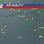 Air Stagnation Advisory in effect for Northeastern/Central Oregon