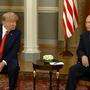 Trump calls Putin meeting 'very, very good start for everybody'