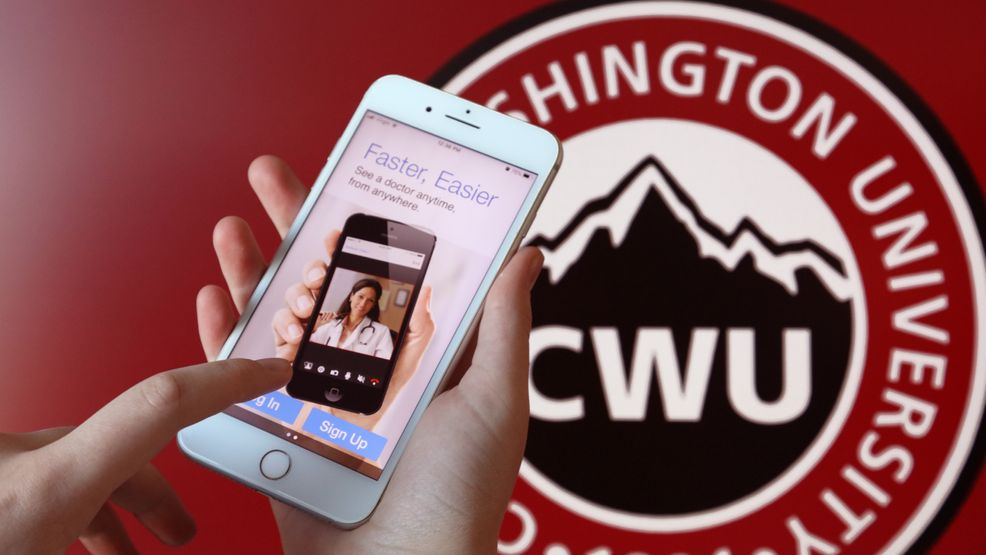CWU introduces 24-hour online medical service program to students