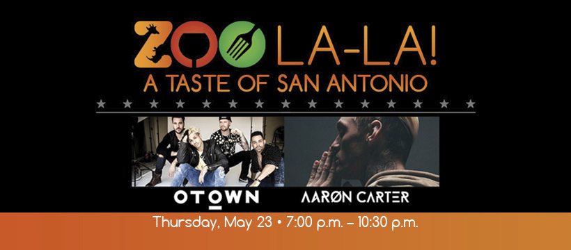Zoo La-La: San Antonio Zoo hosts adult-only fundraiser (San Antonio Zoo)