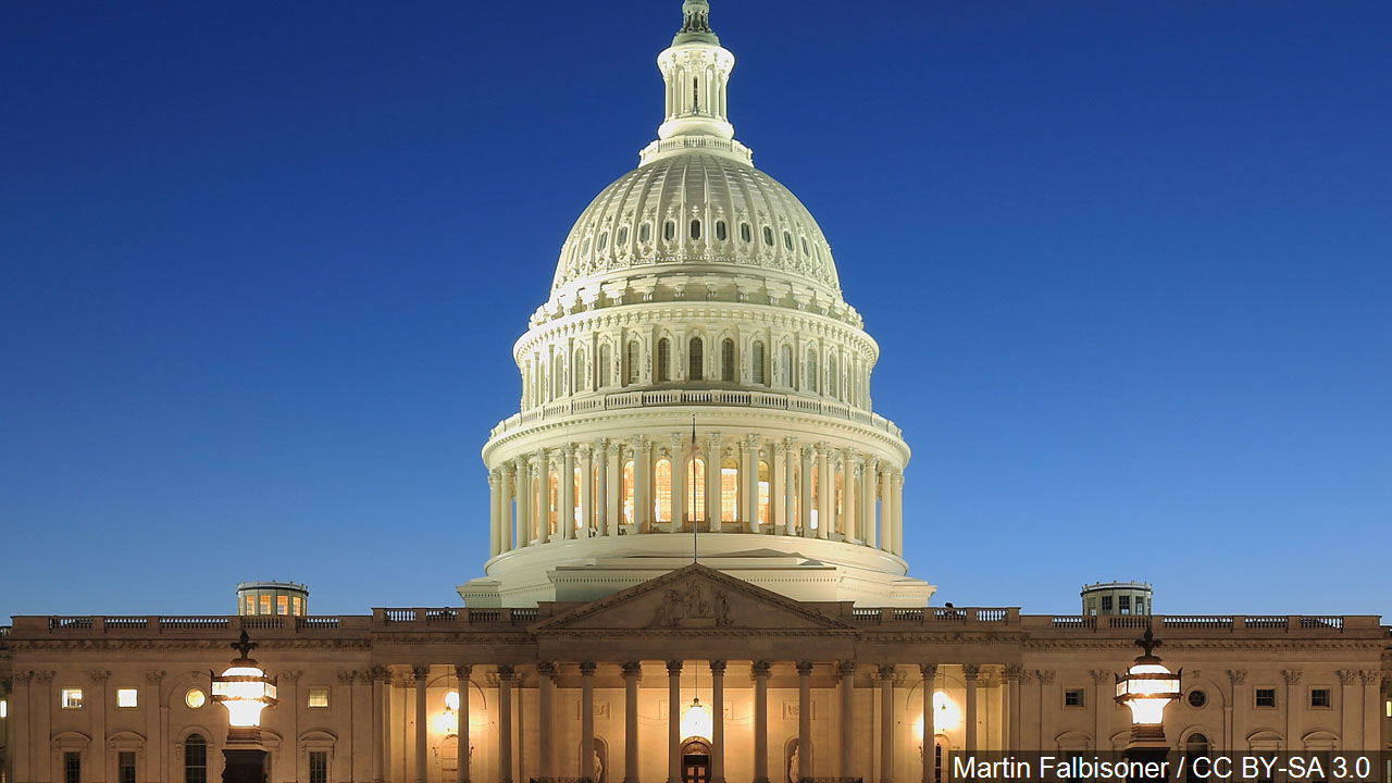 US Capitol (MGN Online)