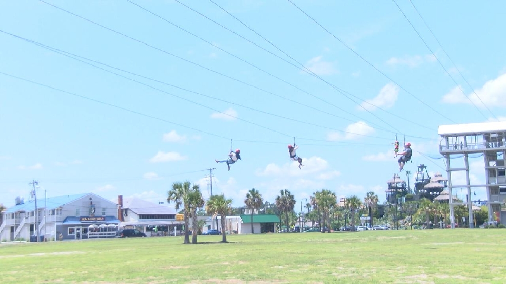 Downtown Myrtle Beach Zipline Course Looking To Expand