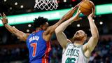 Pistons get another huge win by beating top team in conference Boston