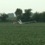 Pilot airlifted to hospital after plane crash in Bismarck