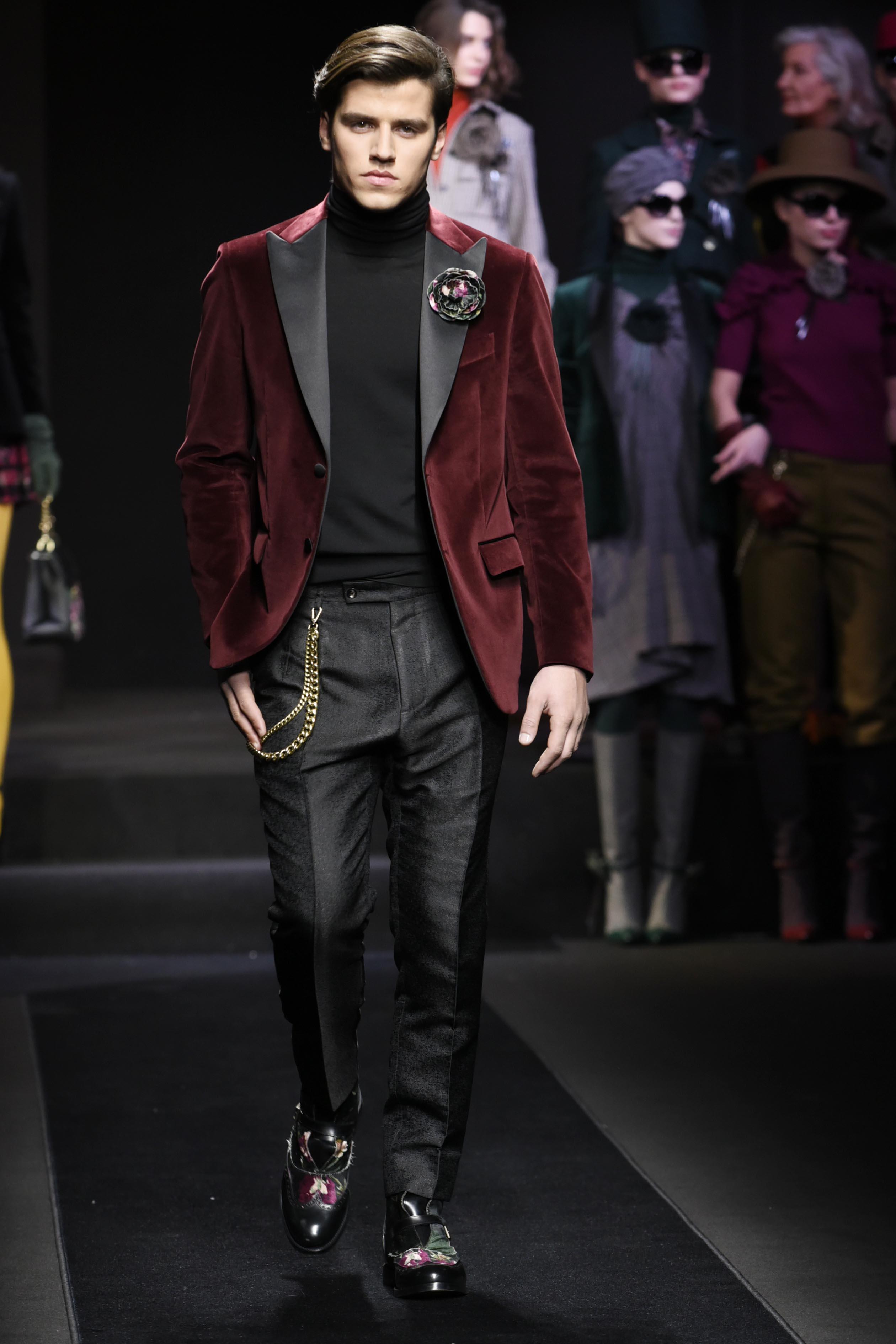 Gallery Milan Men S Fashion Week Autumn Winter 2018 19 Wtgs