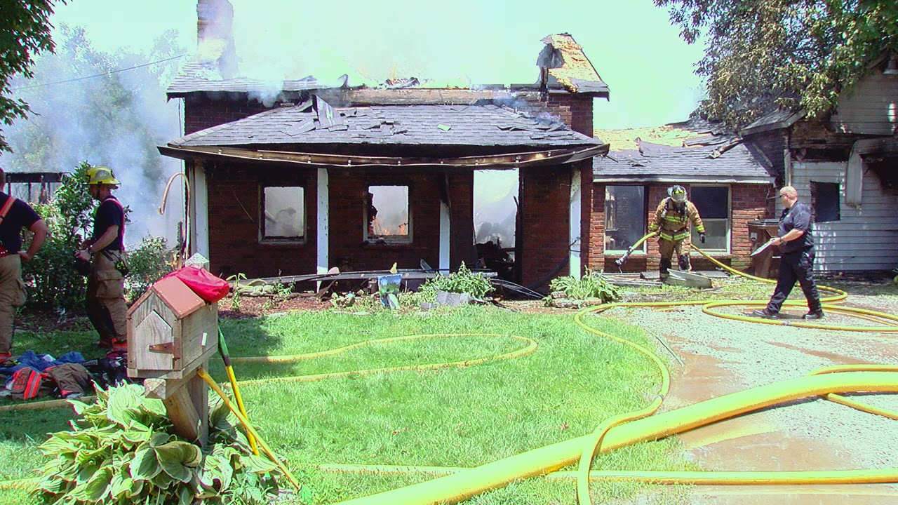 Over the weekend, fire heavily damaged the home of Harrison High School baseball coach Shawn Sowders. Now, the entire Harrison community is stepping up to the plate for their beloved coach and his family. (WKRC)