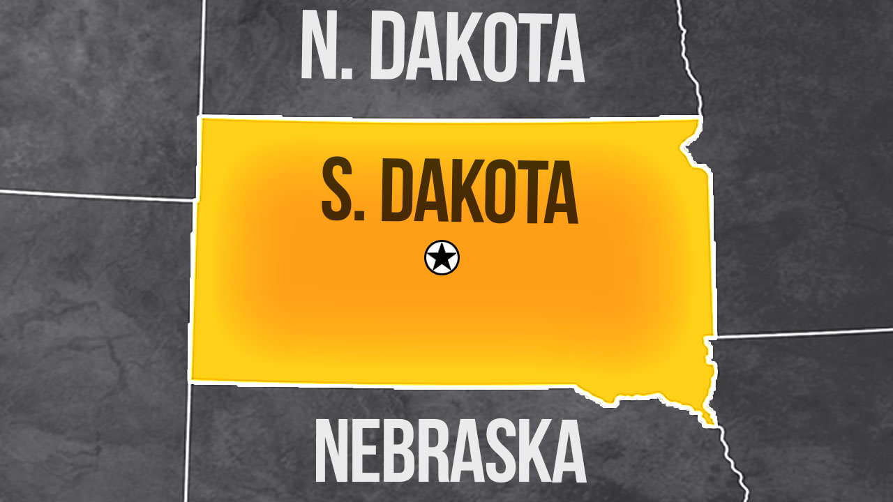 38. South Dakota<br><p><br>Total score: 45.34<br></p><p>Personal &amp; Residential Safety Rank: 24</p><p>Financial Safety Rank: 5</p><p>Road Safety Rank: 16</p><p>Workplace Safety Rank: 50</p><p>Emergency Preparedness Rank: 42</p><p>(MGN)</p>