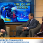 Polar Express offering rides in WNY