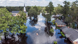 Storm-lashed South Carolina reassesses global warming's role