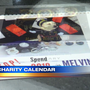 Love Melvin for Months: Rescue dog gets his own calendar as fundraiser for animal shelter
