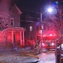 Overnight fire keeps Prov firefighters busy