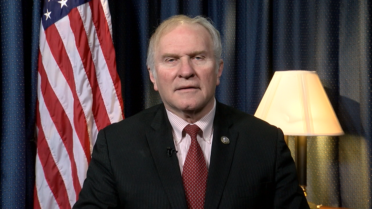 Rep. Steve Chabot (R-OH) spoke to WKRC from Capitol Hill on Feb. 1, 2017. (SBG)
