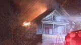 Crews battle early-morning house fire on Southside
