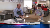25th Day of Caring: 'We can't do it ourselves without volunteers'
