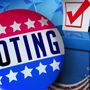 Polling places for Election Day voters