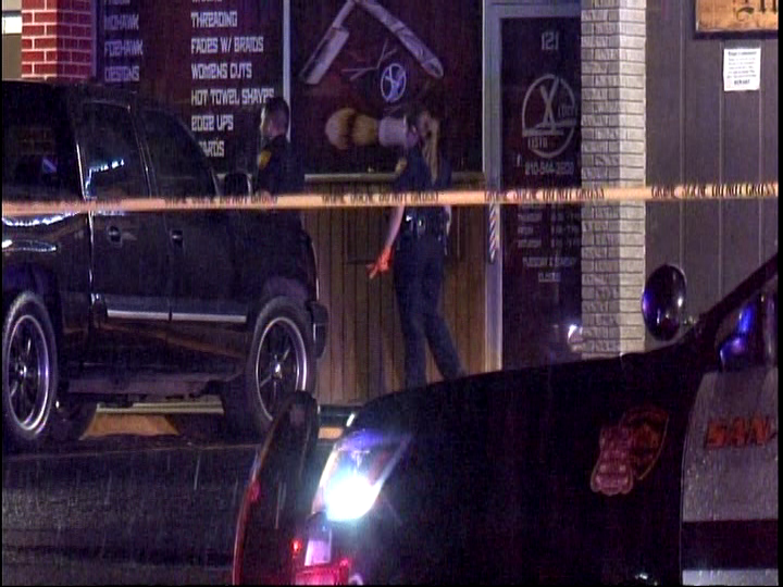 Shooting outside Southwest Side{ } bar lands two in hospital (SBG Photo)