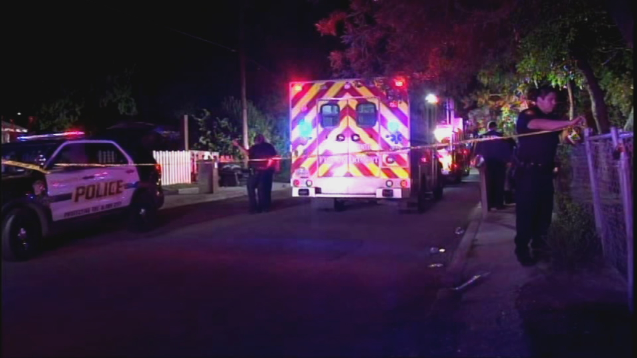 An 8-year-old girl is recovering after being shot on the West Side, but police are trying to track down who did it. (SBG San Antonio)