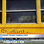 35 RCSD buses vandalized, forced to delay Monday morning