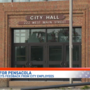 Channel 3 obtains surveys sent to city staff by Mayor Robinson