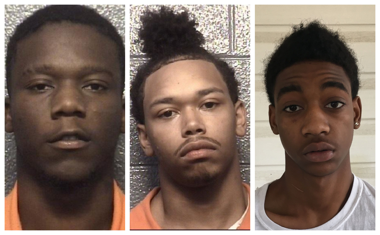 Four suspects, including a 14-year-old, have been charged in connection to the murder of Louis Glenn.