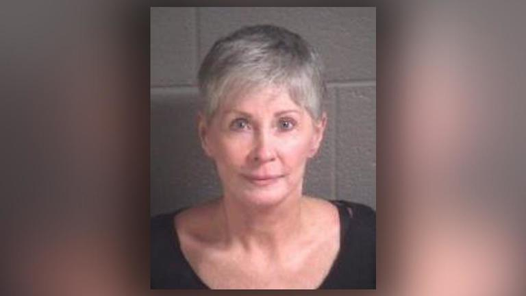 <p>Monday, the case of a murdered plastic surgeon from Buncombe County heads to court. Brenda McCutcheon, 67, is accused of shooting her husband, Frank &quot;Buddy&quot; McCutcheon, last year at their home in Arden. (Photo credit: VineLink)</p>